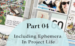 Larkindesign Including Ephemera In Project Life   Gatlinburg 2019 Part 04!!!
