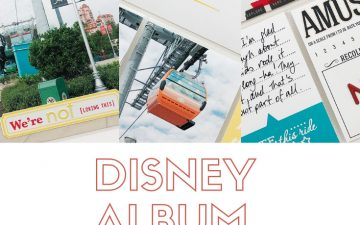 Larkindesign Disney 2020 Documenting Epcot | Adventures of the Skyliners